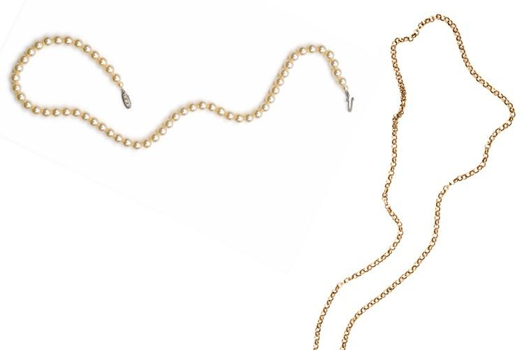 Bringen Sie unbedingt noch ein paar Halsketten mit. Die grossen Klunker dürfen Sie zu Hause lassen.