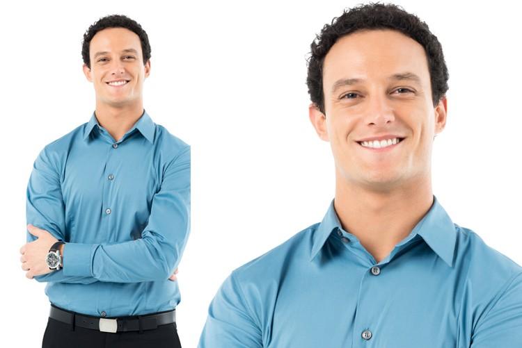 Hier besteht kein Kravattenzwang. Eine gepflegte äusserliche Erscheinung in einem Uni-Hemd ist ausreichend. Beispielsweise für eine Bewerbung um eine Doktorandenstelle oder ein wissenschaftlicher Mitarbeiter, der sich für in die Forschung bewirbt.